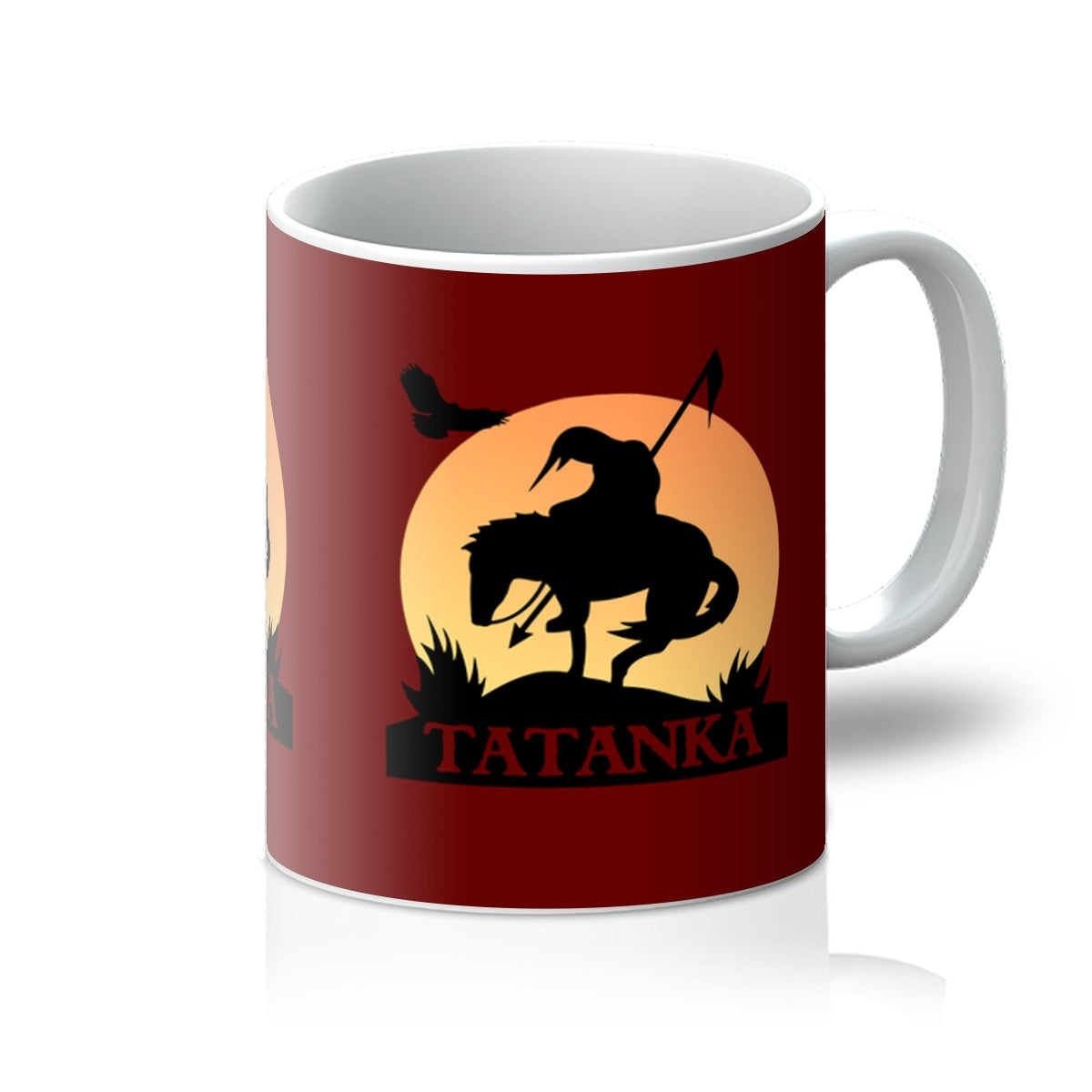 Tatanka End Of The Trail Mug