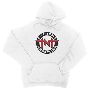 TNT Extreme Wrestling GO EXTREME College Hoodie