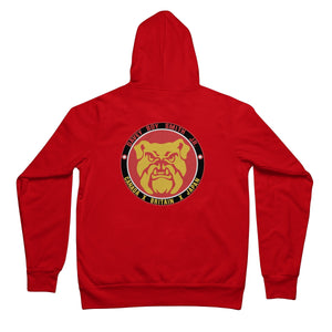 Davey Boy Smith Jr Japan Bulldog Unisex Full Zip Hoodie