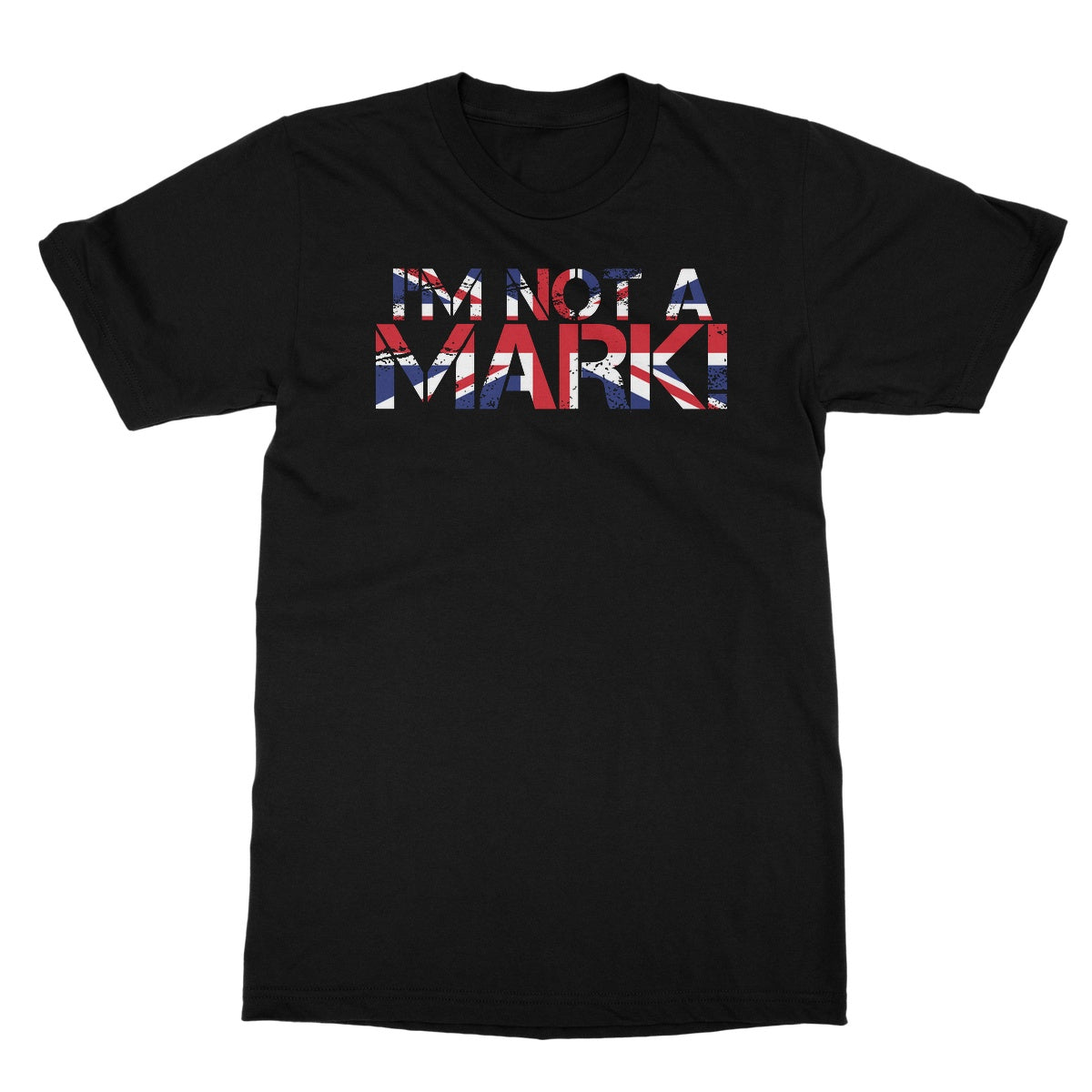 Dean Allmark Not A Mark! Softstyle T-Shirt