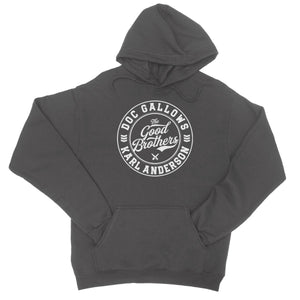 The Good Brothers Seal College Hoodie