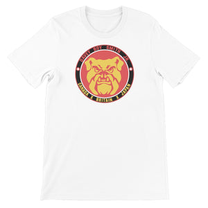 Davey Boy Smith Jr Japan Bulldog Unisex Short Sleeve T-Shirt