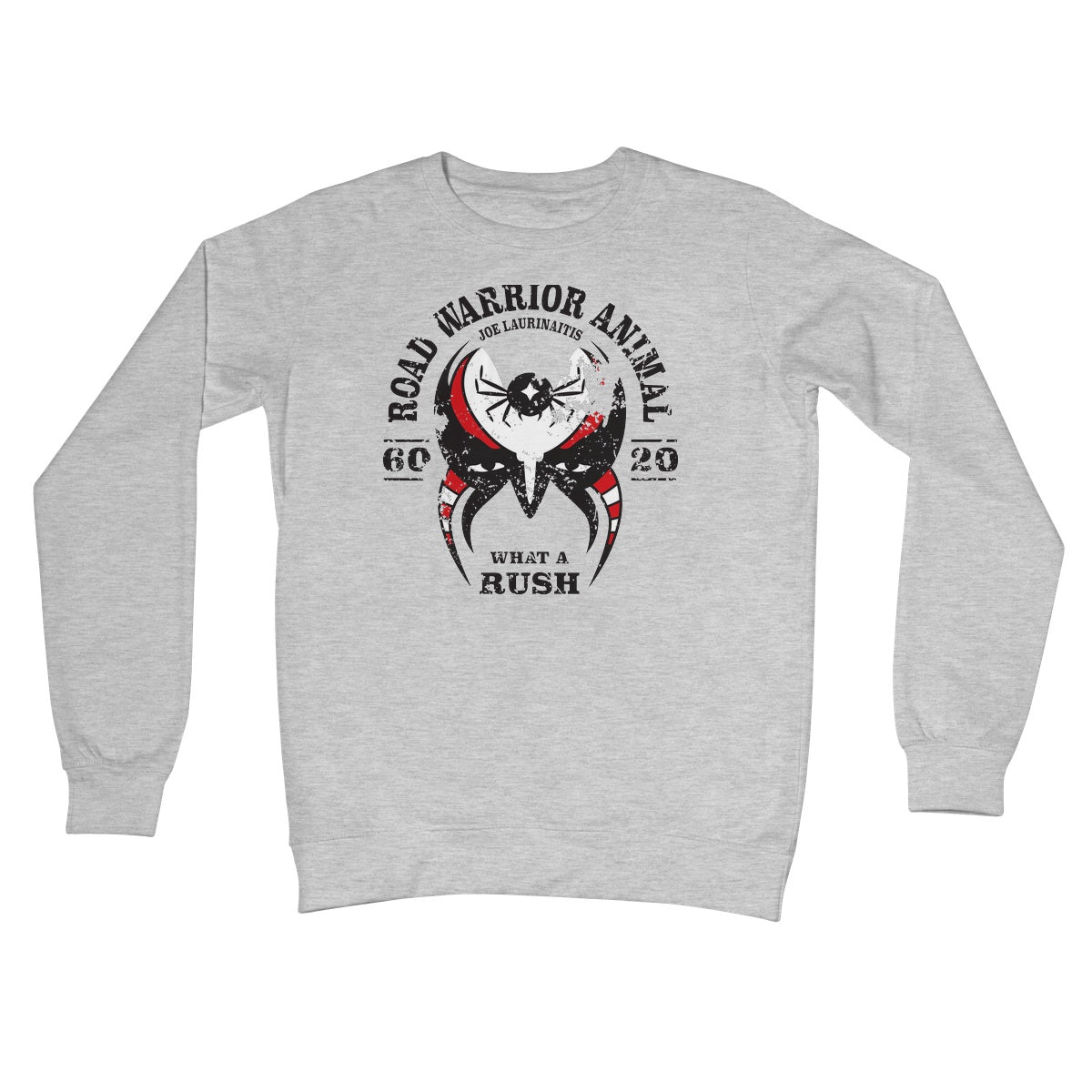 "Legion Of Doom - Joe ""Animal"" Lauranitis Tribute T-Shirt Crew Neck Sweatshirt"