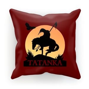 Tatanka End Of The Trail Cushion
