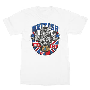 British Bulldog Matilda Softstyle T-Shirt