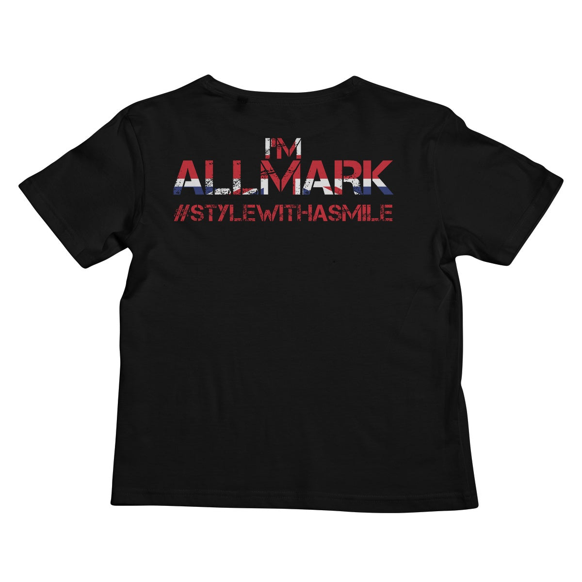 Dean Allmark Not A Mark! Kids Retail T-Shirt