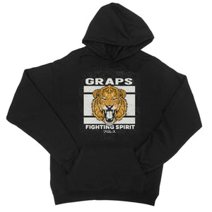 GRAPS X Gaijin - Fighting Spirit College Hoodie