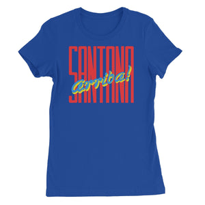Tito Santana Arriba Women's Short Sleeve T-Shirt