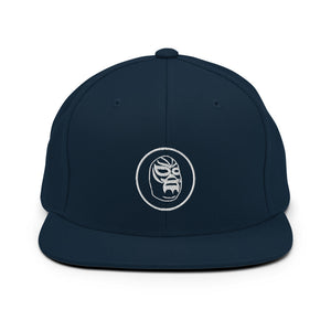 Thirteen | 10 Lucha Mask Snapback Hat