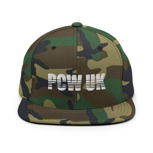PCW UK Logo Snapback Hat