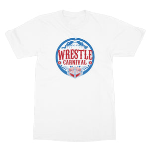 Wrestle Carnival Logo Softstyle T-Shirt