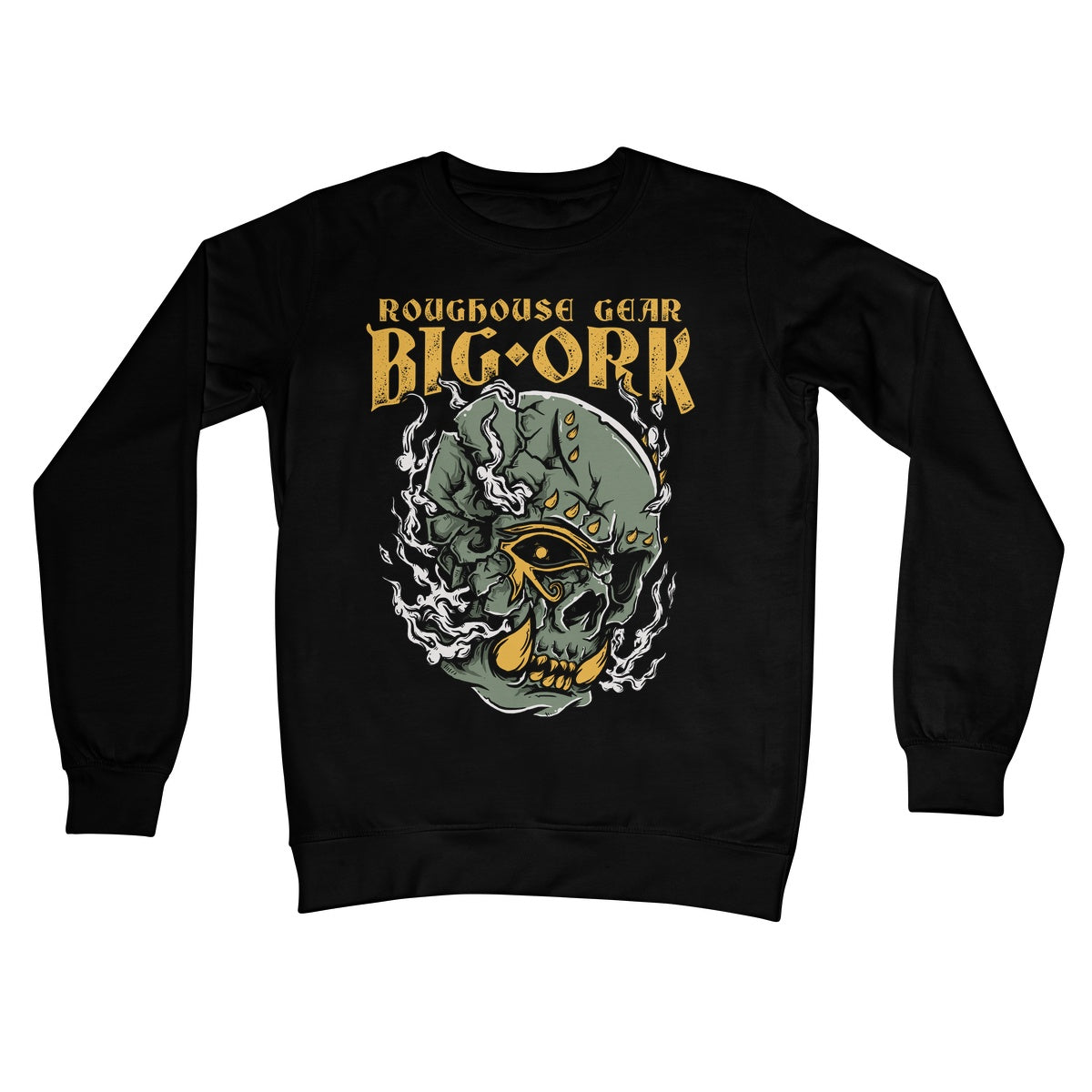 The Awakening Big Ork Crew Neck Sweatshirt