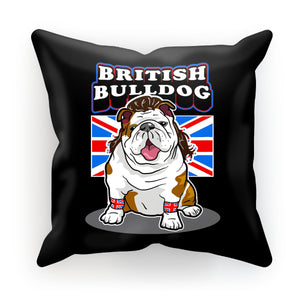British Bulldog Winston Cushion