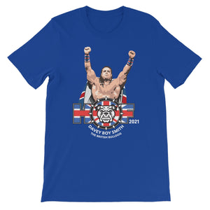 British Bulldog HOF 2021 Unisex Short Sleeve T-Shirt