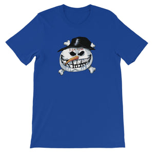 Al Snow Snowman Unisex Short Sleeve T-Shirt