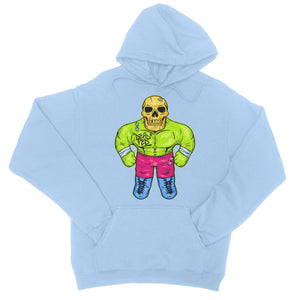 Dead Fed Poisonous Pal College Hoodie