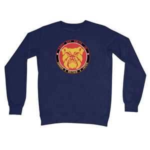 Davey Boy Smith Jr Japan Bulldog Crew Neck Sweatshirt