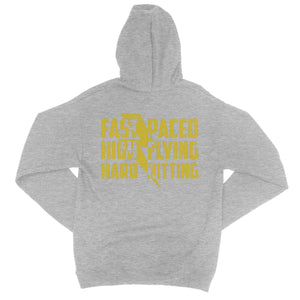 TNT Extreme Wrestling IGNITION College Hoodie
