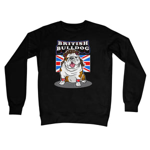 British Bulldog Winston Crew Neck Sweatshirt