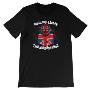 Doug Williams The Ambassador  Unisex Short Sleeve T-Shirt