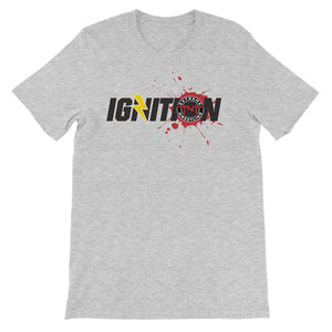 TNT Extreme Wrestling IGNITION Unisex Short Sleeve T-Shirt