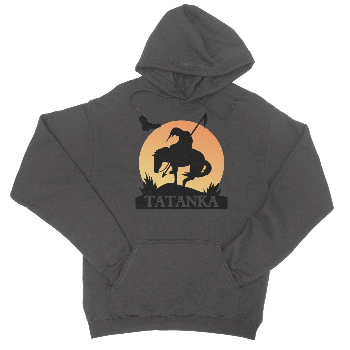 Tatanka End Of The Trail College Hoodie