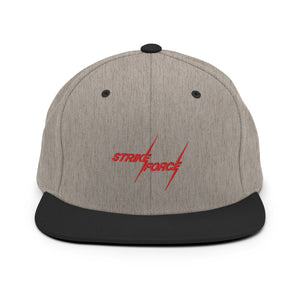 Tito Santana Strike Force Snapback Hat