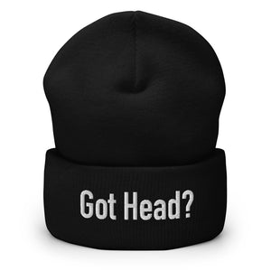 Al Snow Got Head? Cuffed Beanie