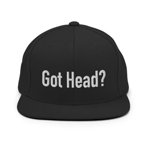 Al Snow Got Head? Snapback Hat