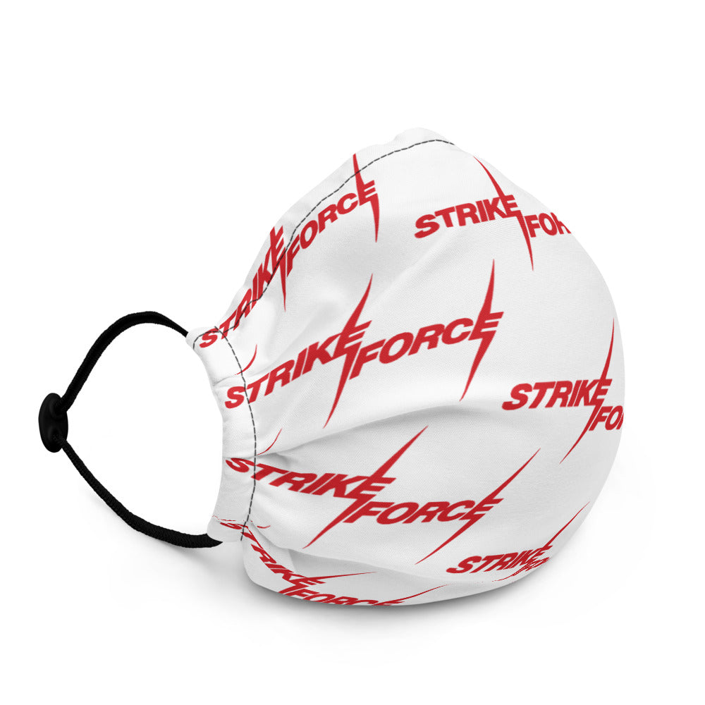 Strike Force Pattern Face Mask