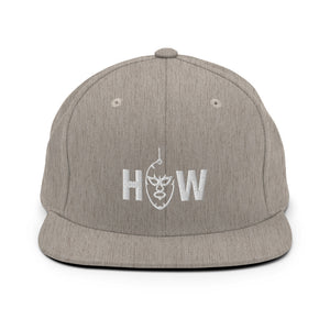 HOW Logo Snapback Hat