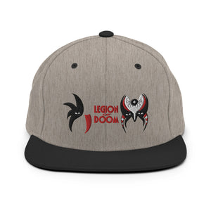 LOD Battle Paint Snapback Hat