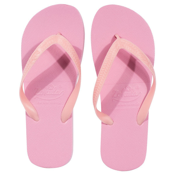 slippers baby roze