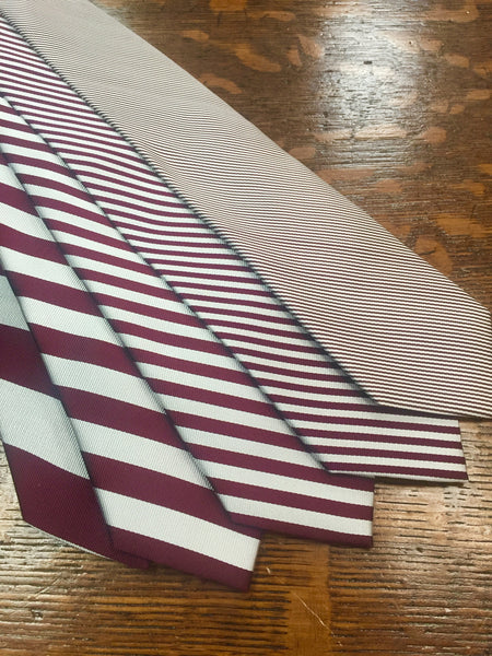GS Bar Stripe Ties
