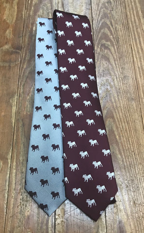 Bulldog Ties