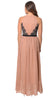 Nightingale Dress in Tan