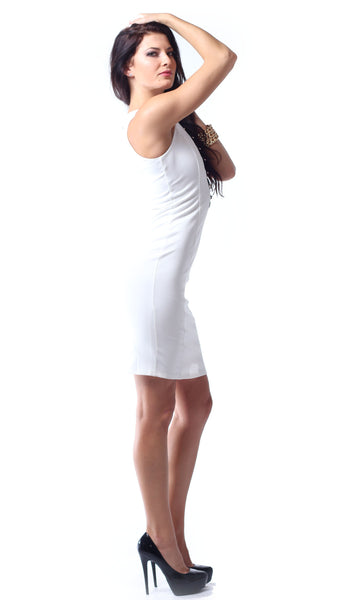 White Hot Date or Fashionable Work Dress