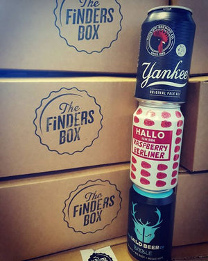 WIN The Finders Box!