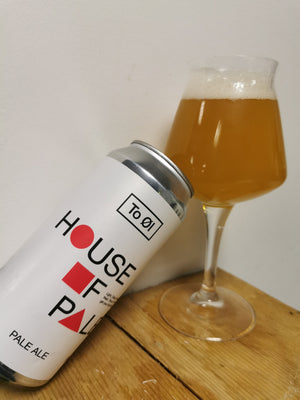 Beer Review- To0l House of pale