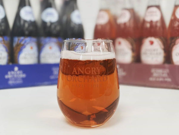 Free Angry Orchard Cider Glass