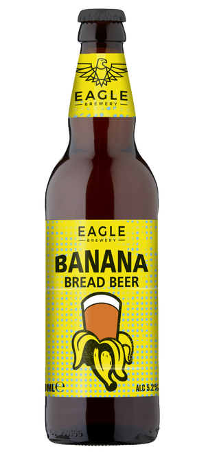 Banana Bread Beer 500ml bottle