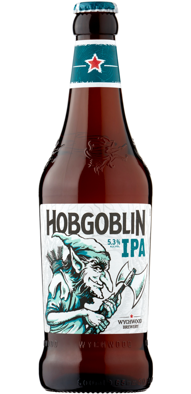 Hobgoblin IPA 500ml bottle