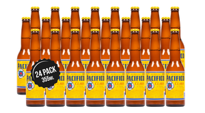 Open image in slideshow, Pacifico Clara 24 x 355ml Bottles
