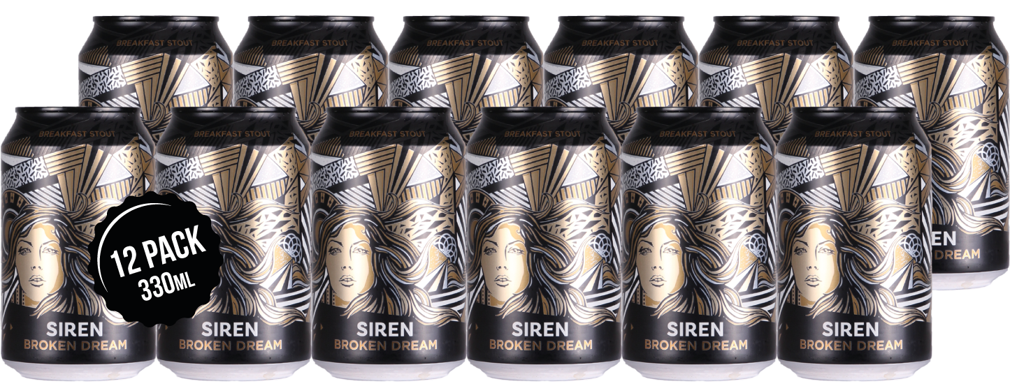 Siren Broken Dream 12 x 330ml