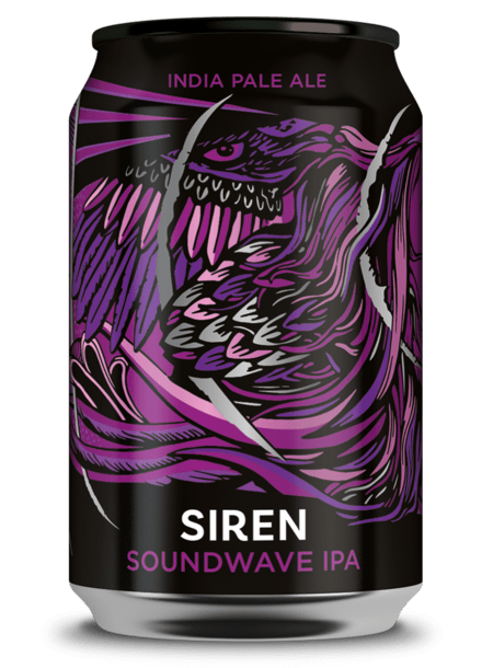 Siren Soundwave IPA 330ml Can