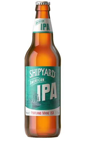 Shipyard American IPA 500ml bottle