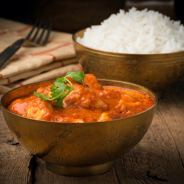 Frk. Fryds Butter chicken