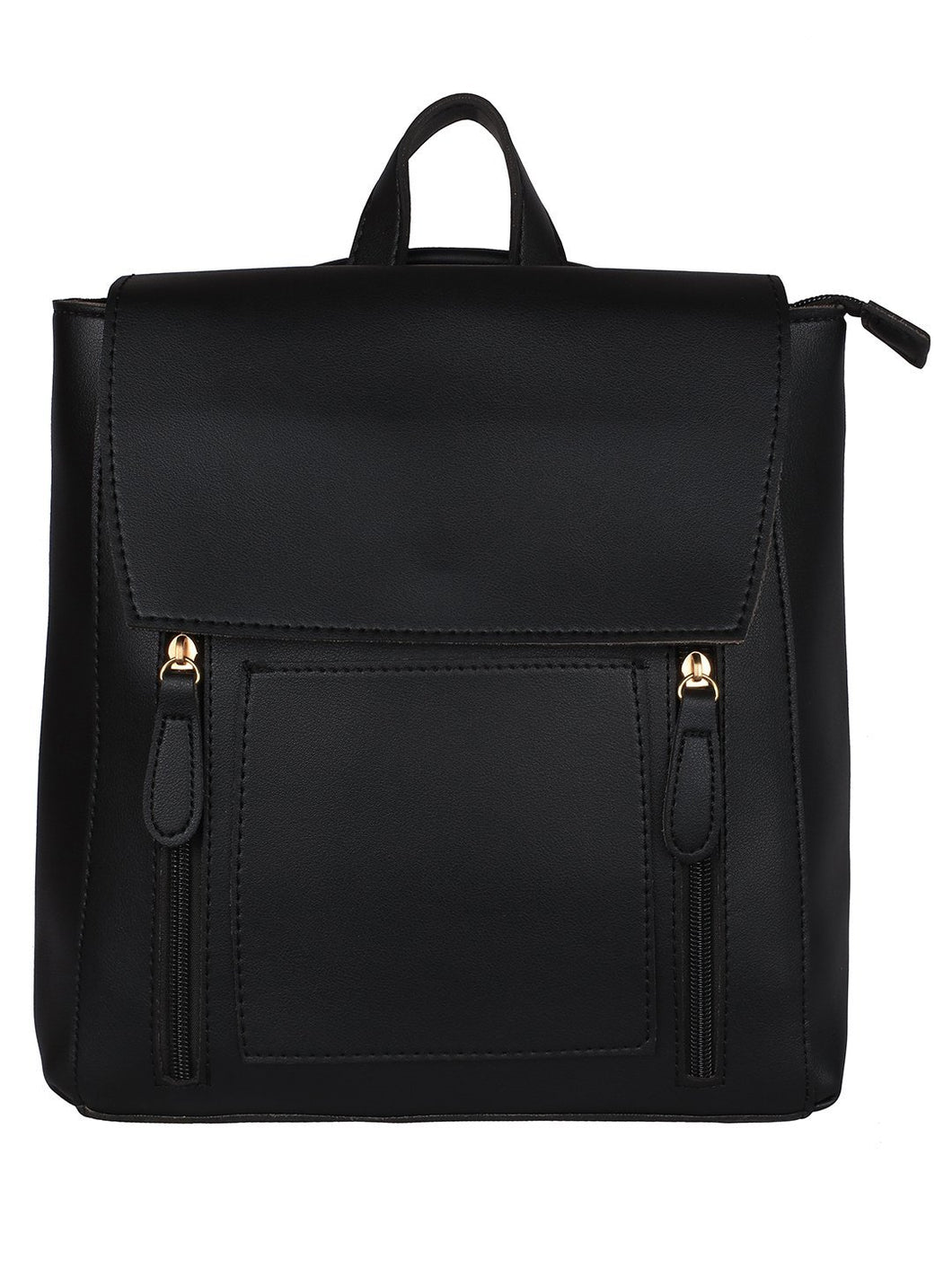 Minimalistic Backpack-Black