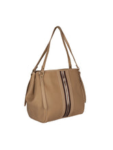 Load image into Gallery viewer, Zipper Detail Neutral Handbag-Beige