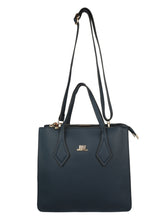 Load image into Gallery viewer, ROYAL BLUE SLING BAG CUM HANDBAG